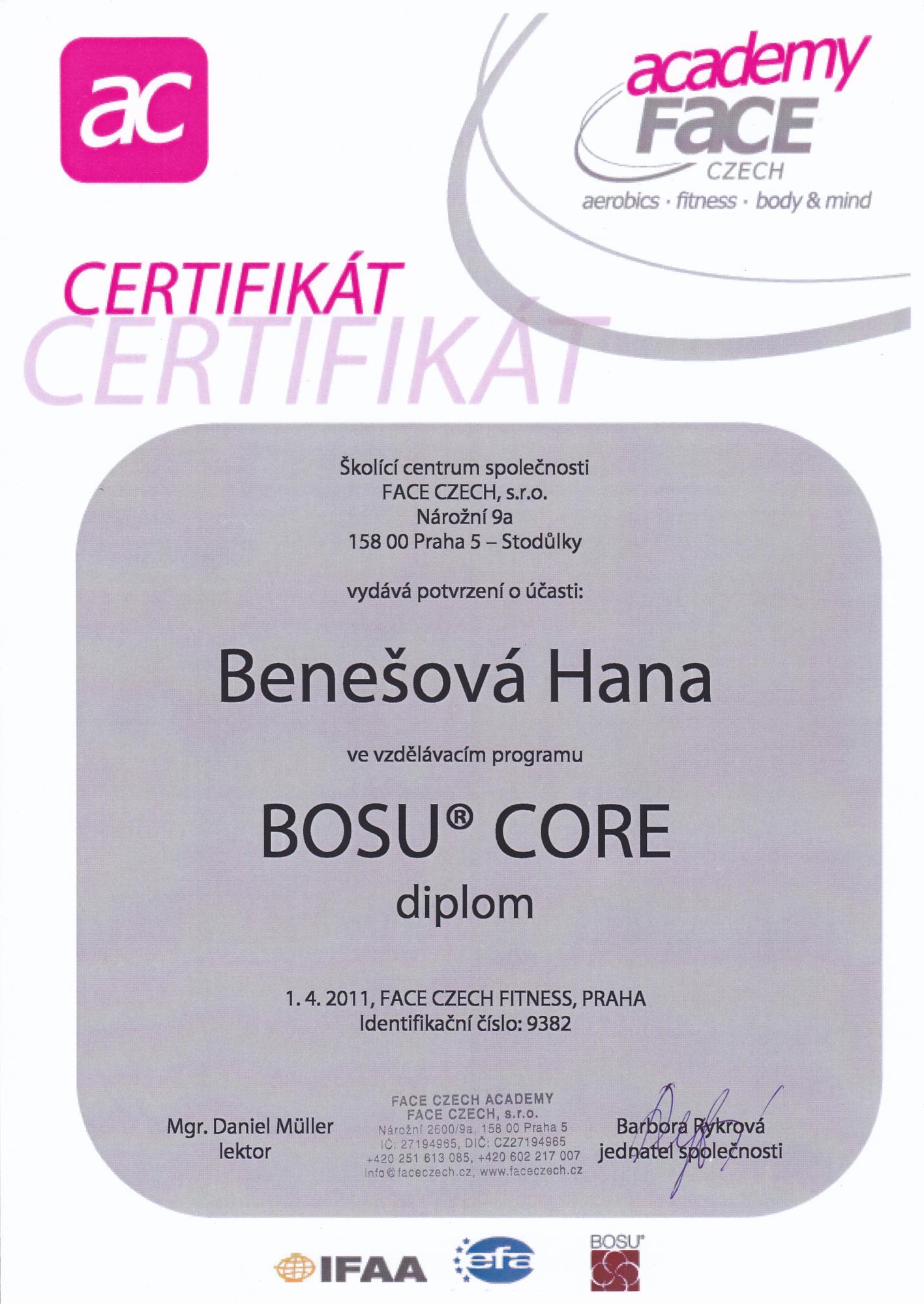 Bosu_Core